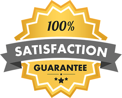 100% Satisfection