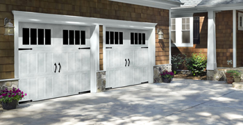 garage door replacement: johnsons installer